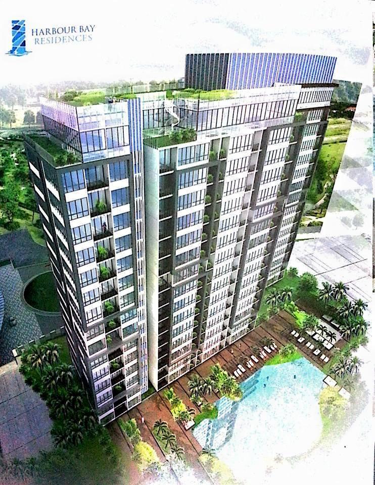 Harbourbay residence n premium office space
