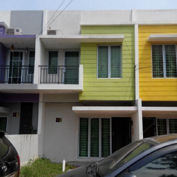 Townhouse Graha Baloi