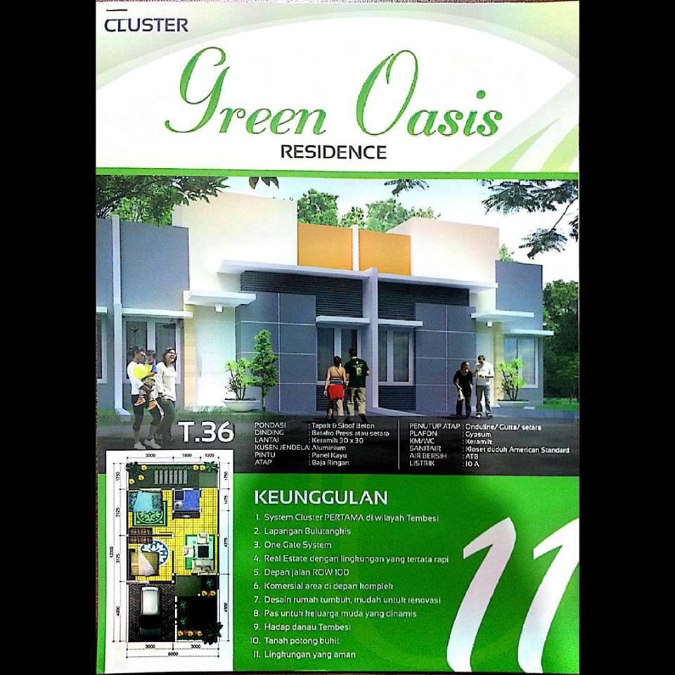 Green Oasis Residence