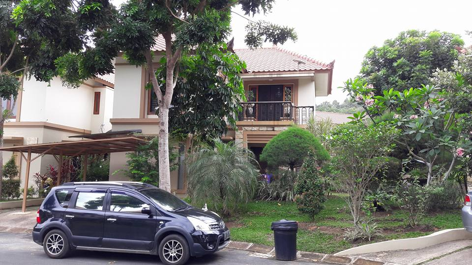 Villa Panbil Forest House
