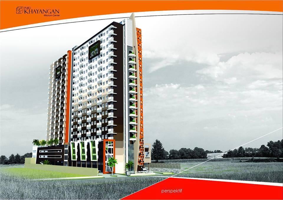 Apartment bersubsidi PURI KHAYANGAN