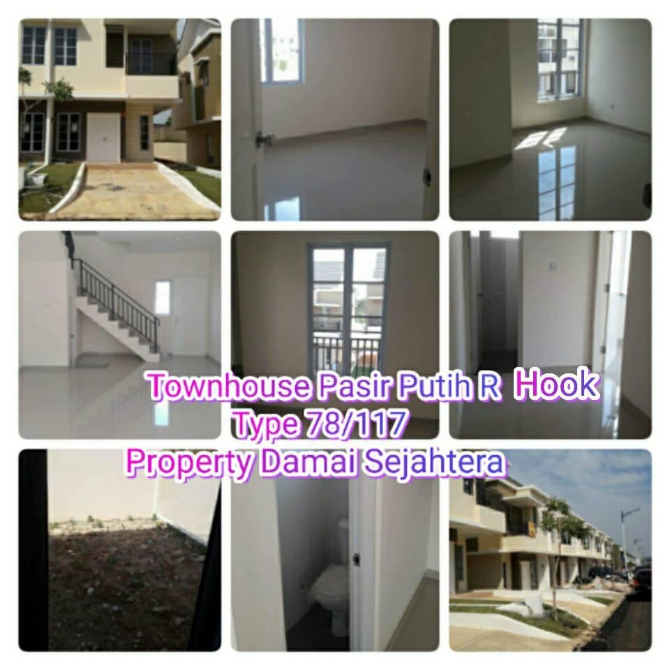 Townhouse Pasir Putih Residence