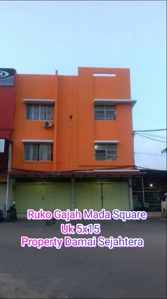 Ruko Gajah Mada Square