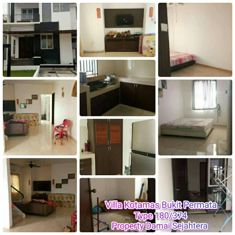 Villa Kotamas Bukit Permata