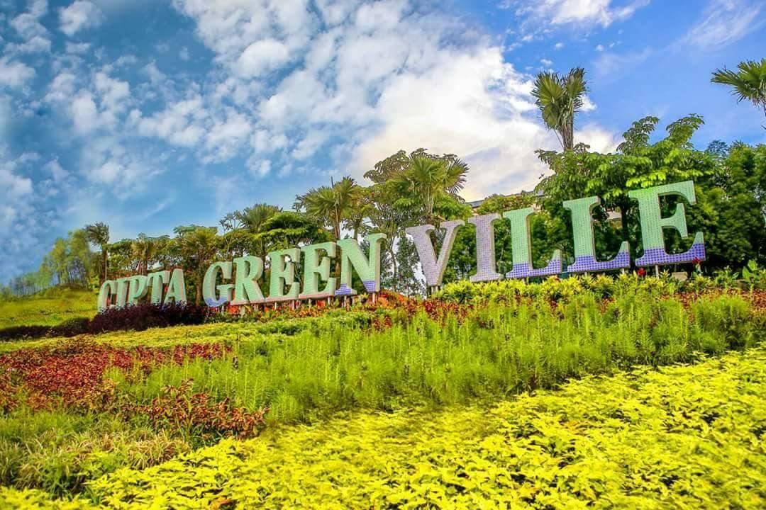 Townhouse Cipta Green Ville