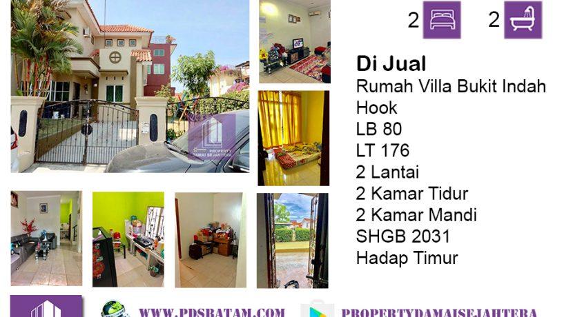 Villa Bukit Indah 1.2M nego