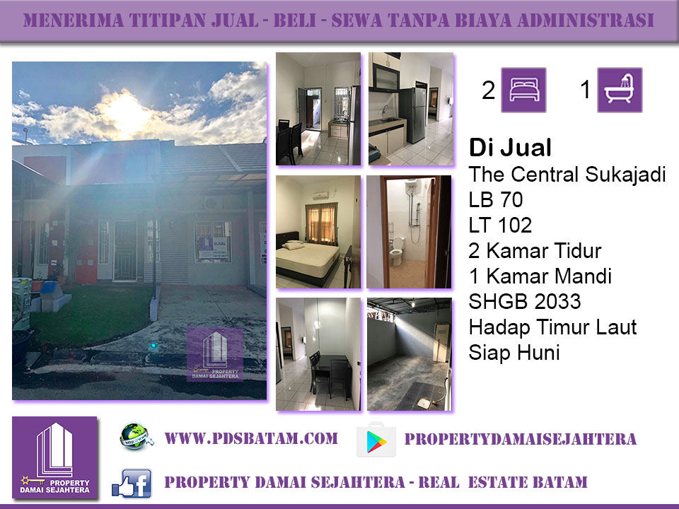 The Central Sukajadi Residence