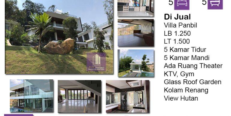 Villa panbil 18.5 M