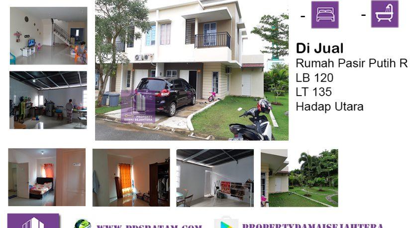 Pasir putih residence 1 m nepi