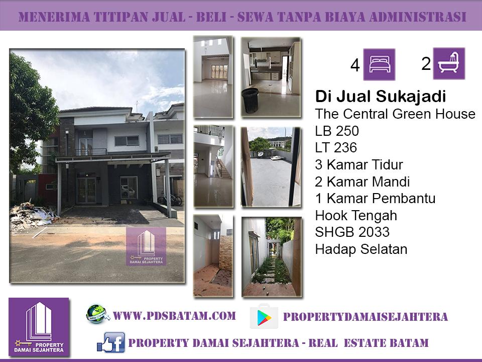 The Central Green House Sukajadi