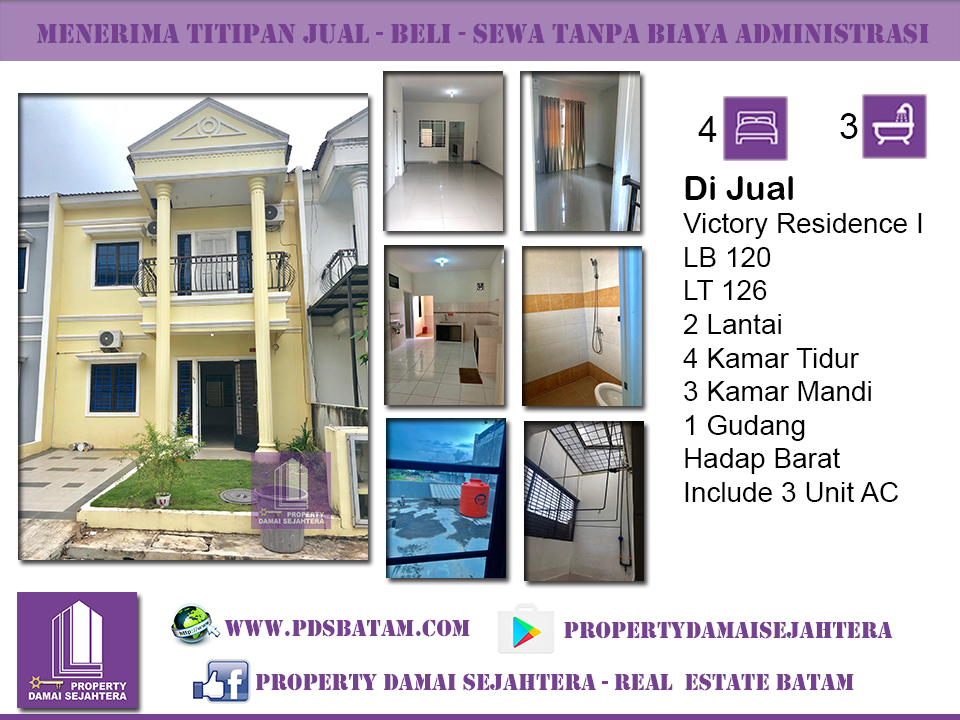 Victory Residence Tahap 1