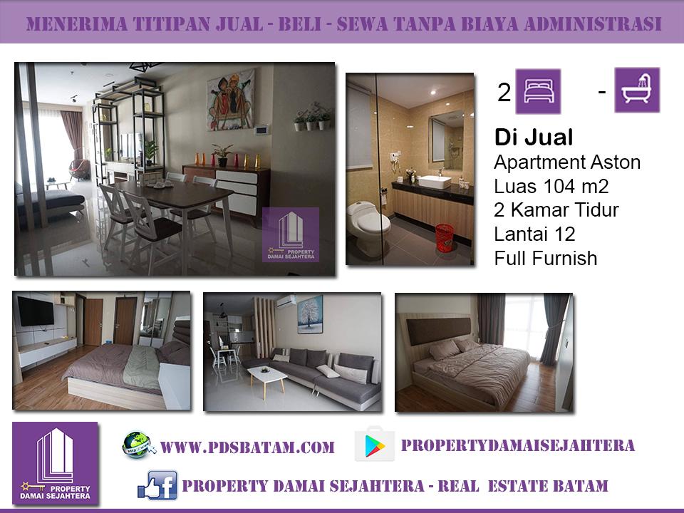 Apartment Aston lantai 12