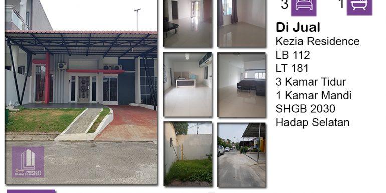 Kezia Residence 1.28M