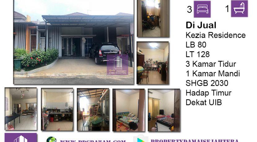 Kezia Residence 920 Juta