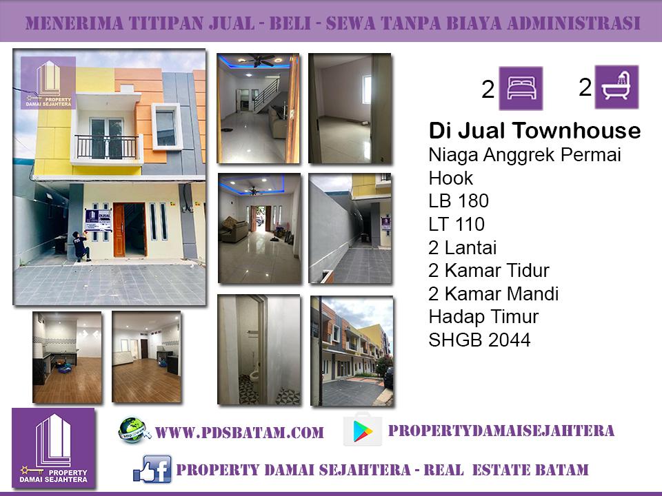 Townhouse Niaga Anggrek Permai