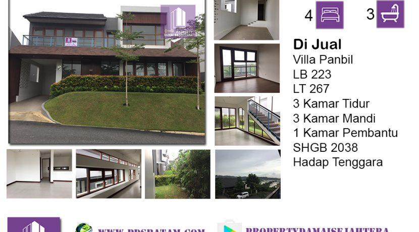 Villa Panbil Forest House 223.267 3.35M