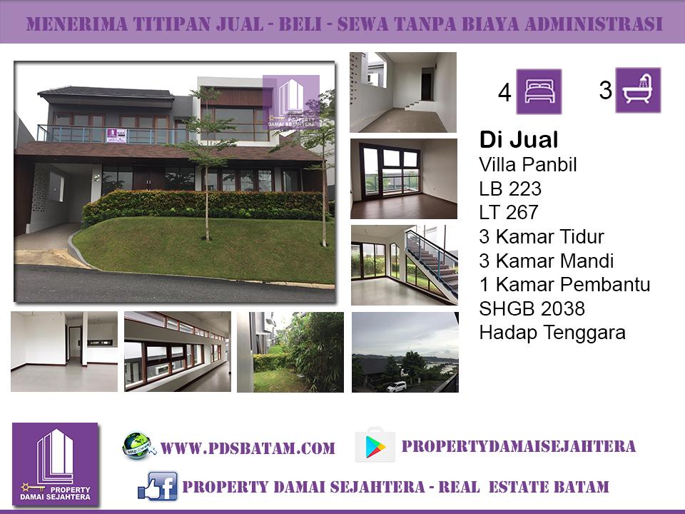 Villa Panbil Forest House