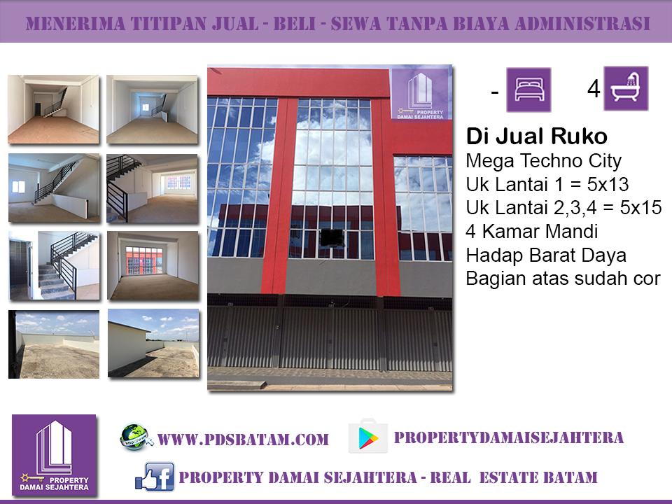 Ruko Mega Techno City