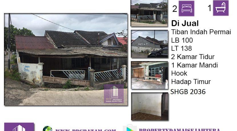 Tiban Indah Permai 330 jt