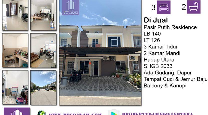 pasir putih residence 140 126 1 3 M Apink