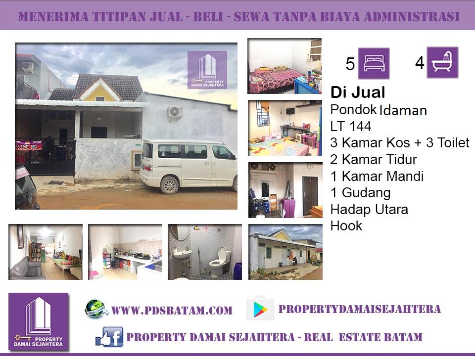 Pondok Idaman Hook Batam centre