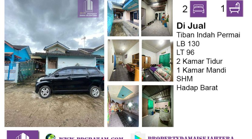 Tiban Indah Permai P1 no 2