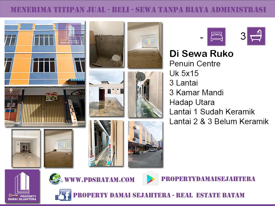Ruko Penuin Centre